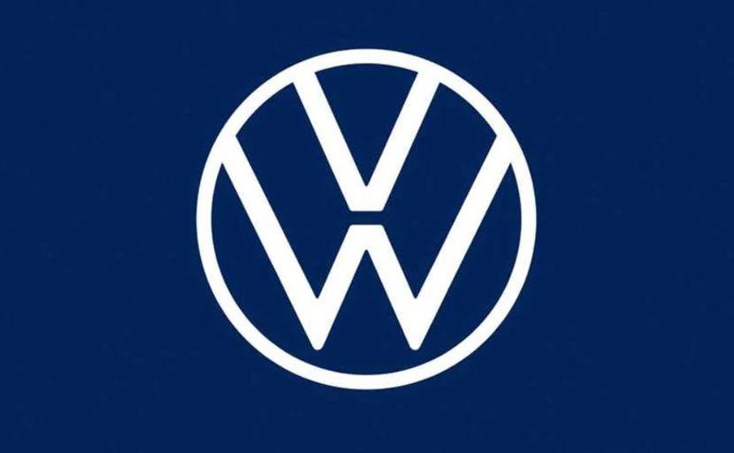 Volkswagen novi Logo