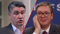 Vučić odgovorio Milanoviću: Hrvati kod nas mogu da se šetaju gde hoće (VIDEO)