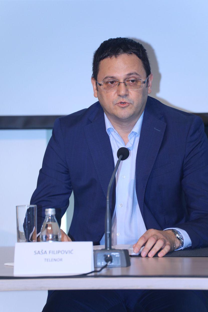 Veselin Jevrosimović, Atletika, konferencija, Telenor, sponzorstvo, Atletski savez Srbije