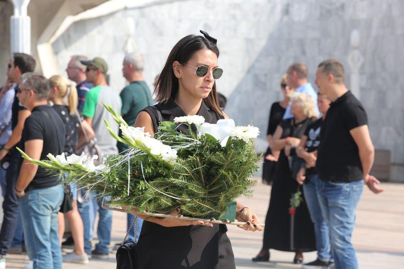 Sahrana Dalibora Andonova Grua