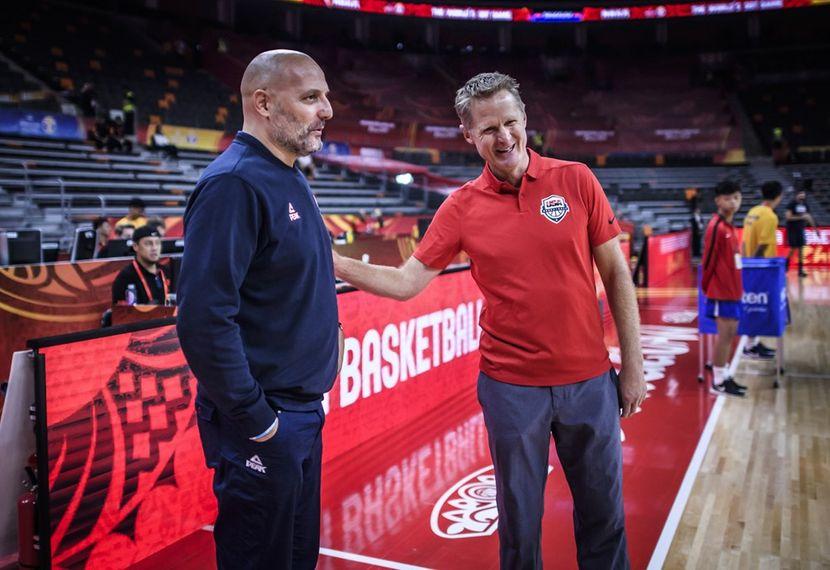 Košarkaška reprezentacija SAD, Košarkaška reprezentacija Srbije