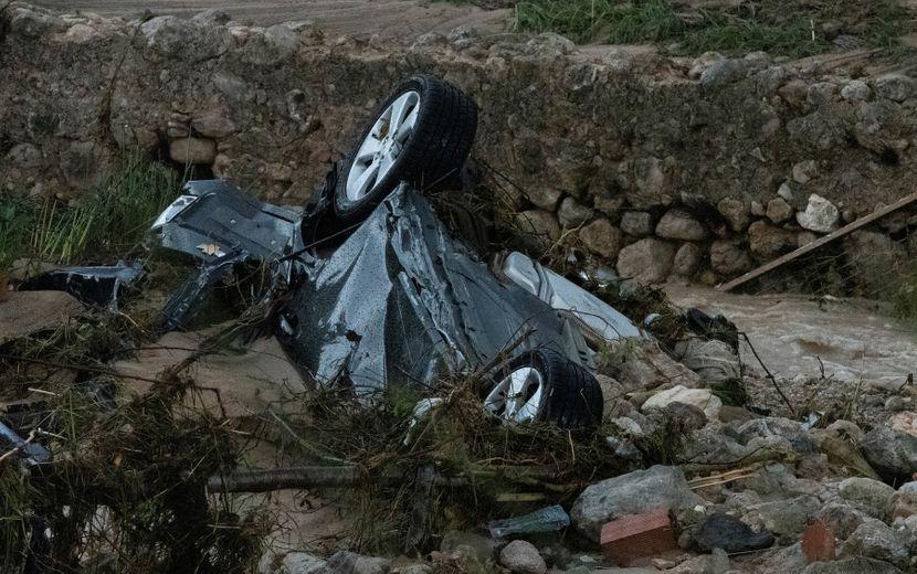 Poplave u Spaniji