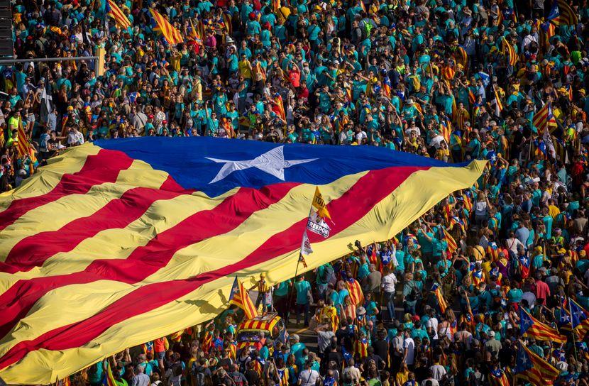 Katalonija protest
