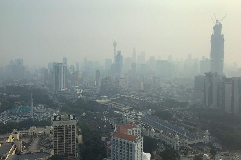 Malezija zagađen vazduh