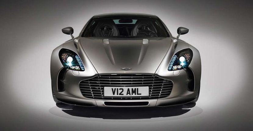 Aston Marton One 77