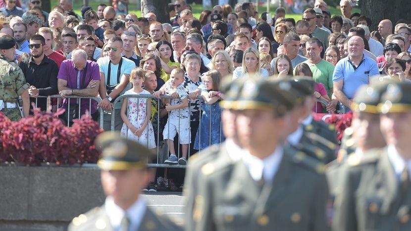 Oficiri, promocija mladih oficira, Vojska Srbije