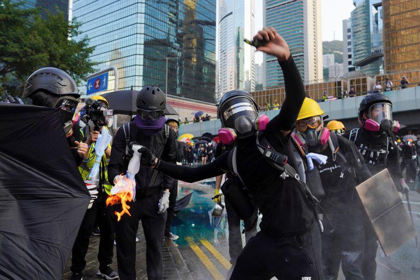 Neredi u Hongkongu
