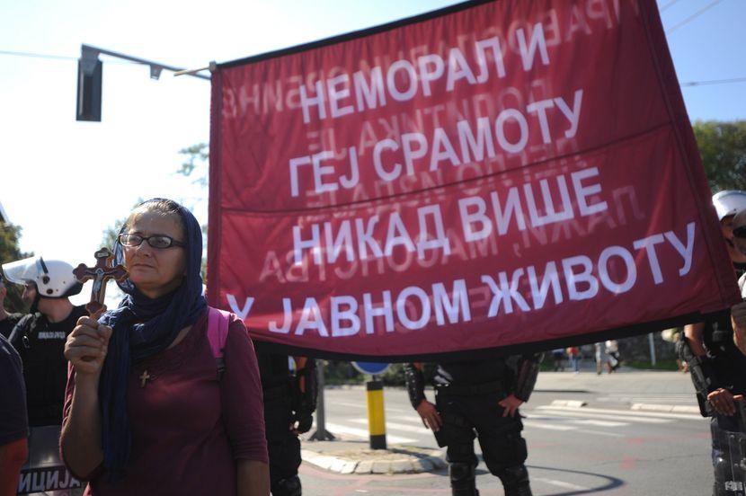 Parada ponosa, gej parada u Beogradu