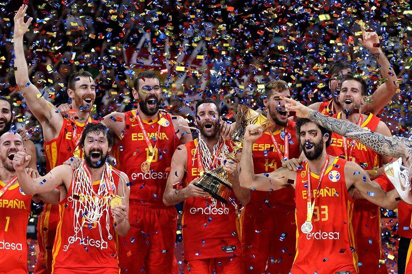 Mundobasket, reprezentacija Spanije, Spanija, kosarka, basket
