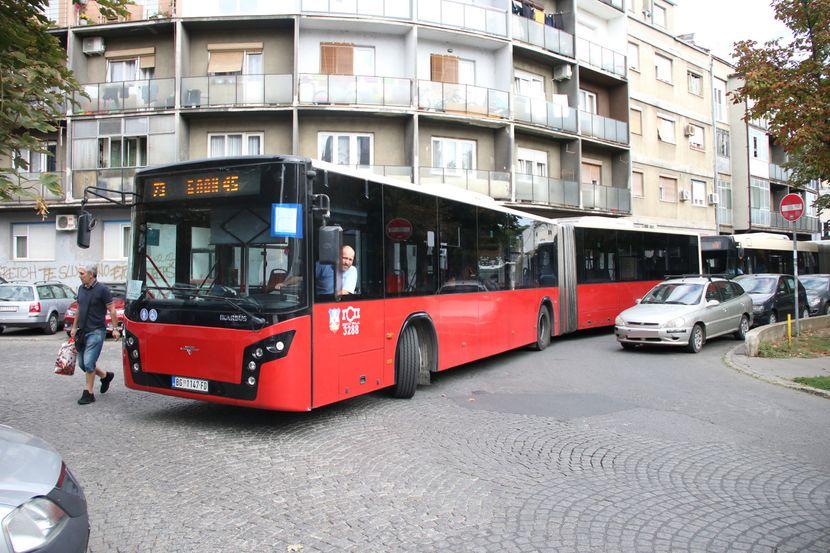 Autobusi Zemun