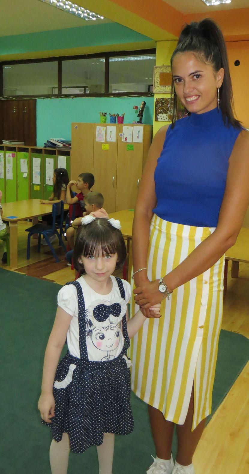 Niš, devojčica, Nađa Mladenović Bilbija