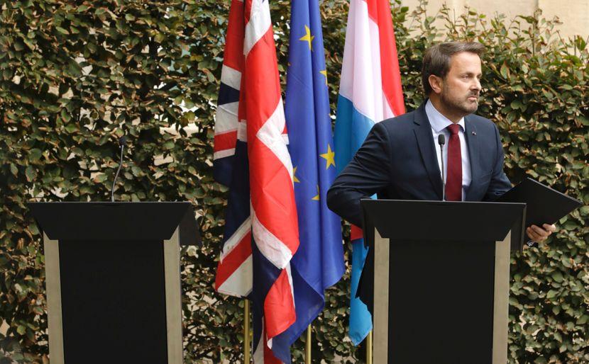 Boris Džonson Luksemburg