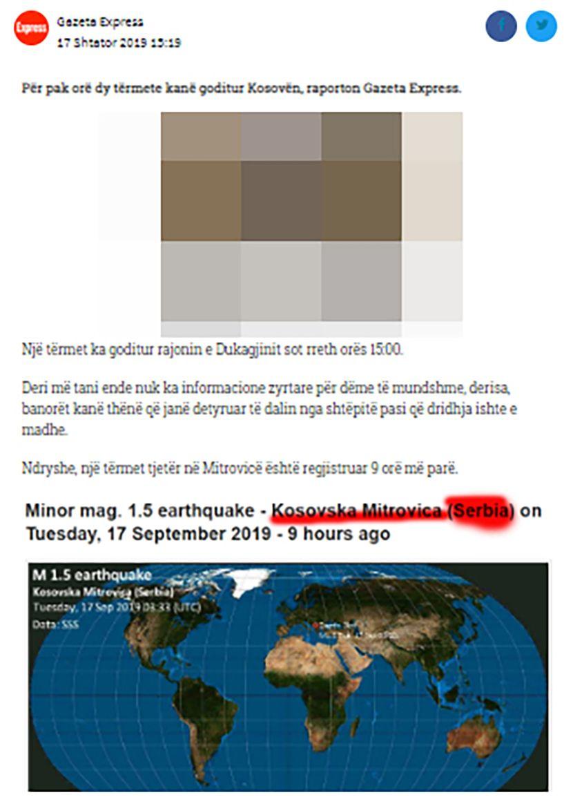 Gazeta kosovska mitrovica