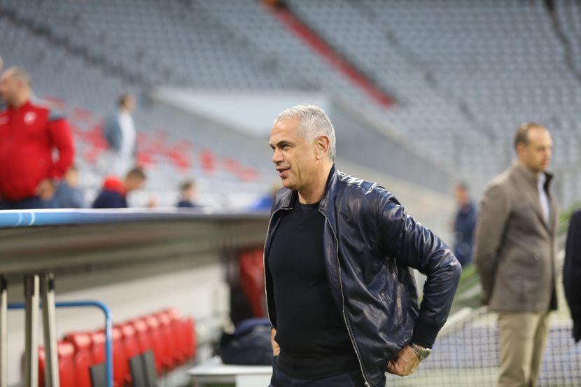 FK Crvena zvezda, trening u Minhenu