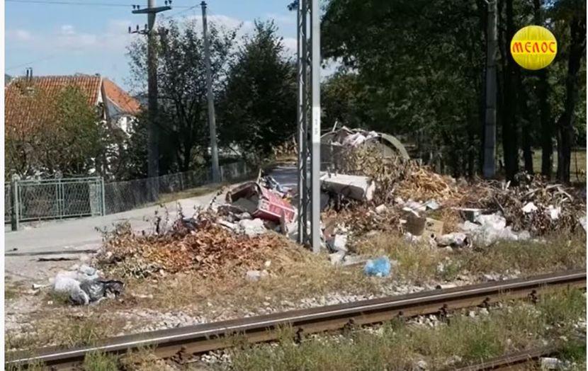 kraljevo deponija prljavo smeće