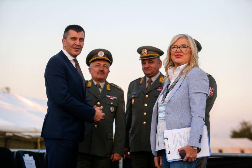 SAREX vežba, Direktorat za civilno vazduhoplovstvo