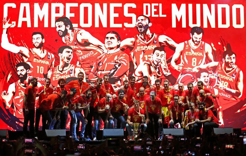 Košarkaška reprezentacija Španije