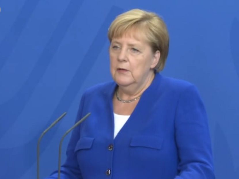 Nemačka, Angela Merkel