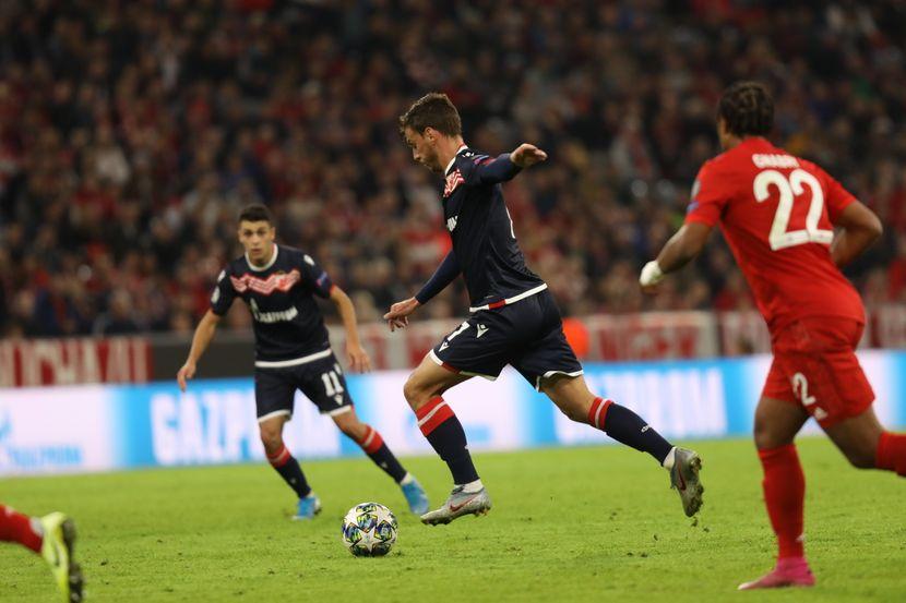 FK Bajern Minhen - FK Crvena zvezda