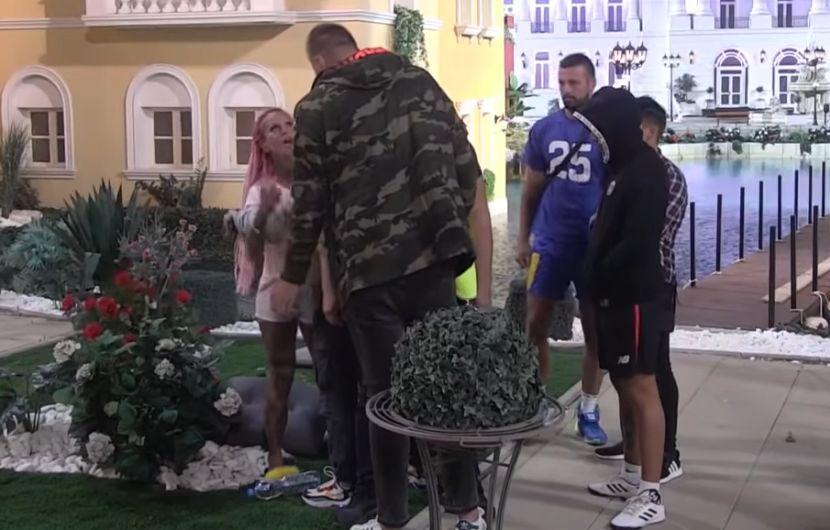 Jelena Krunić, Marko Jnajušević Janjuš