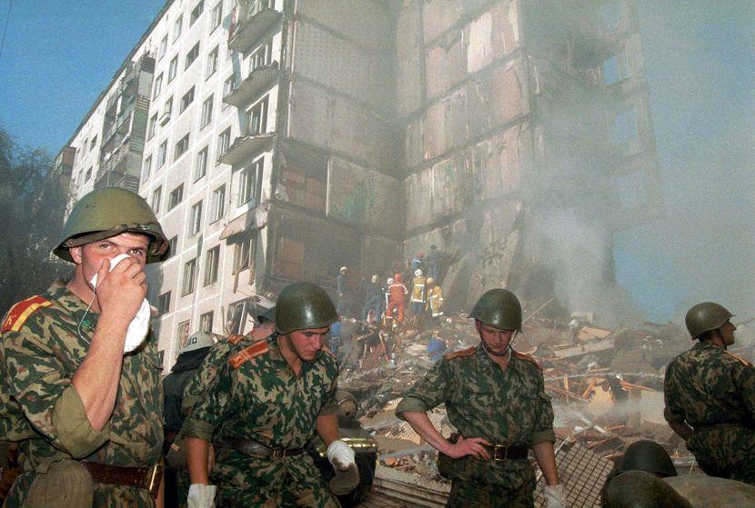 Moskva eksplozija bomba 1999