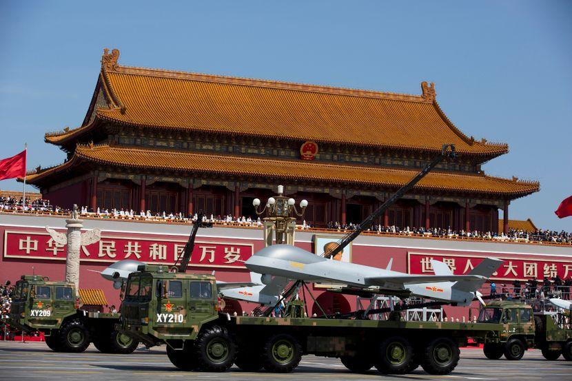 Wing Loong dron bespilotna letelica Kina