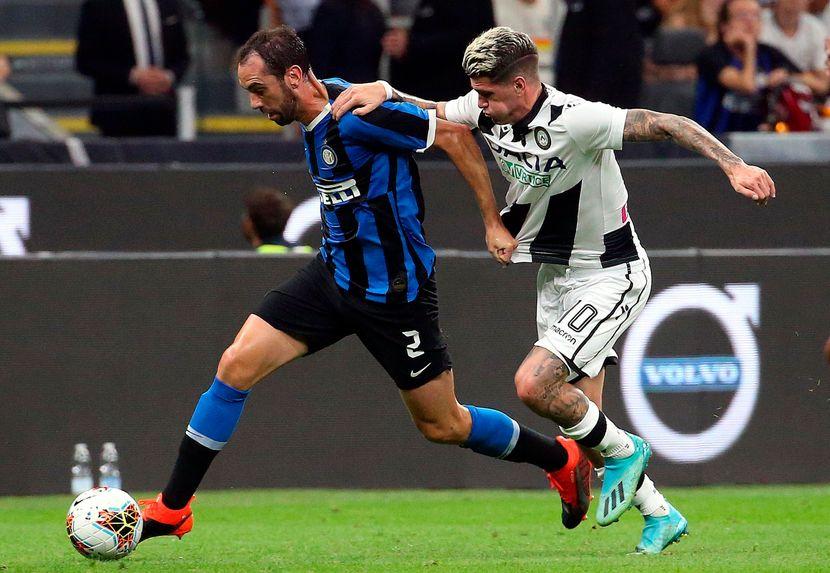 Dijego Godin, Inter
