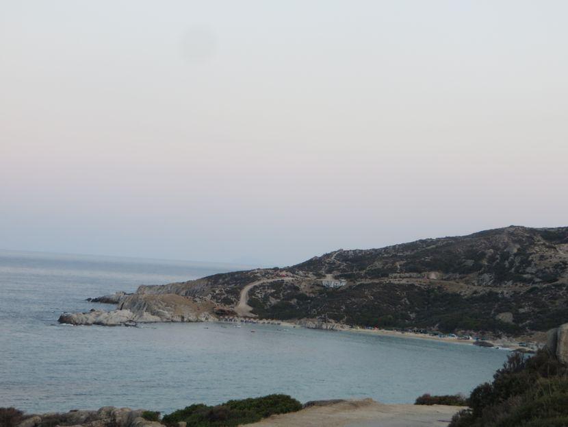 kriaritsi plaža, sitonija, sikija, sarti