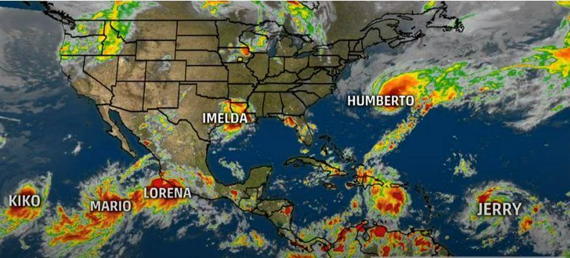 6 oluja preti Americi