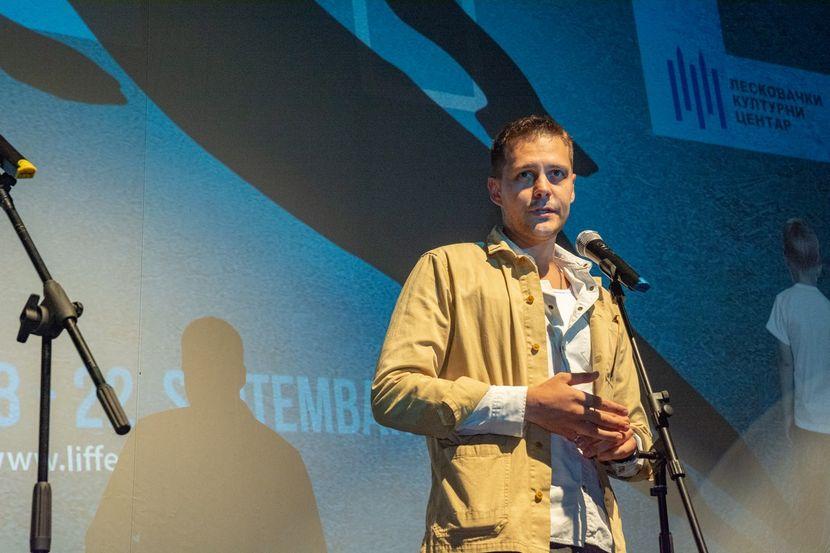 Miloš Biković, LIFFE festival