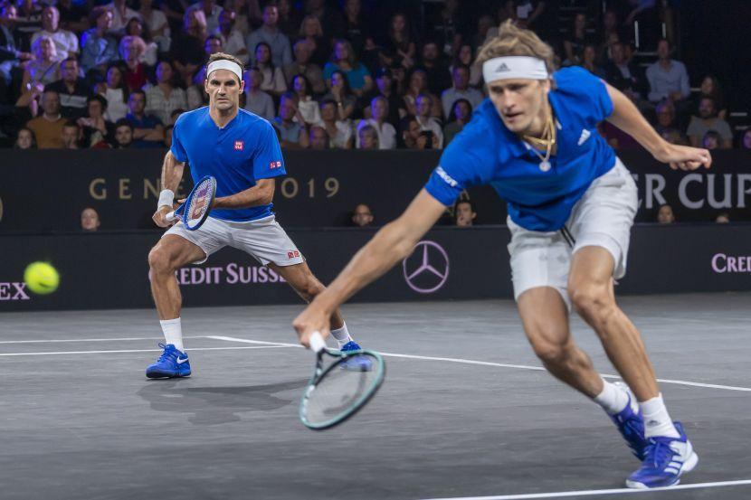 Cicipas i Federer