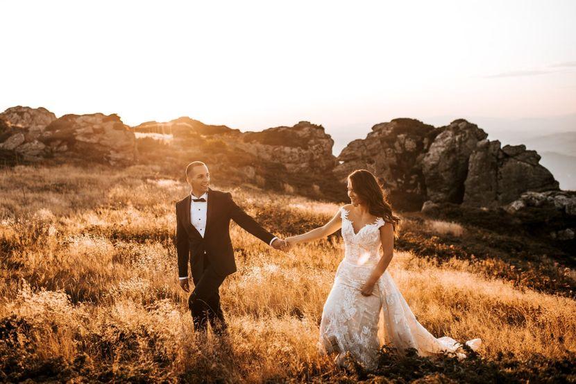 Nataša i Vladimir, venčanje