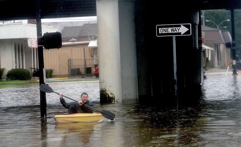 Teksas poplave Imelda