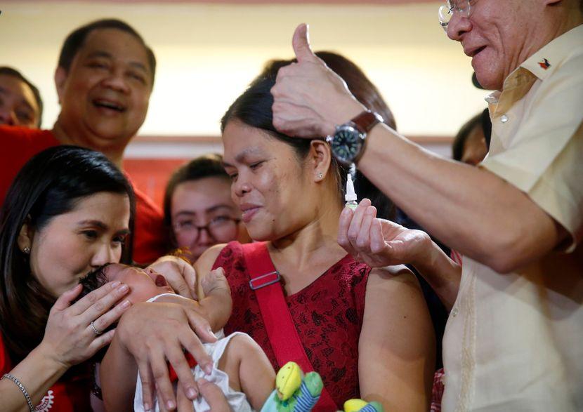 Filipini dečja paraliza