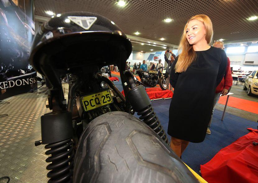 Auto-moto berza u Novom Sadu