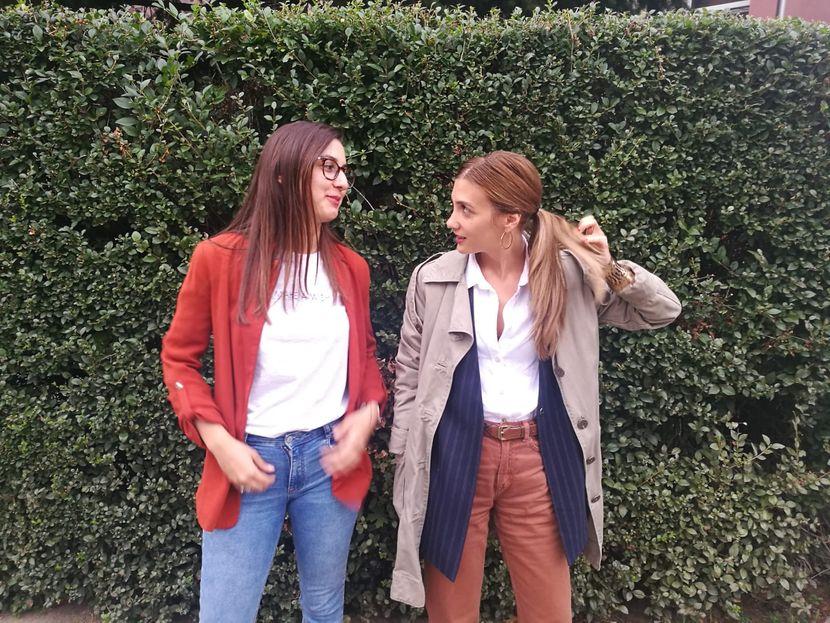 Sanja i Dina
