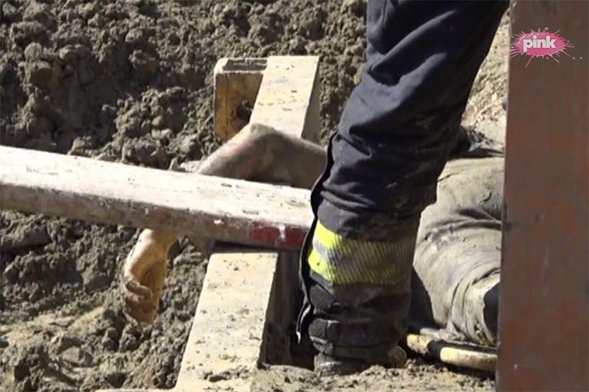 Borca, poginuli radnik