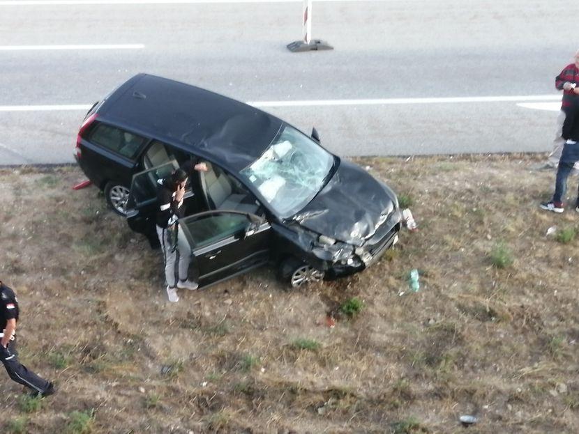 Saobraćajna nesreca vranje