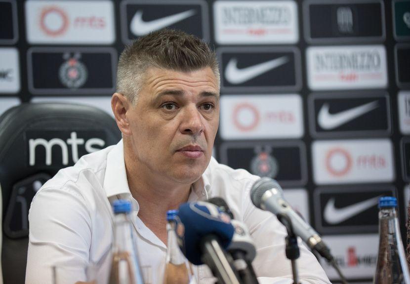 Konferencija za novinare FK Partizan