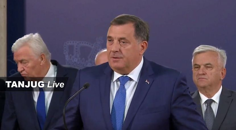 Milorad Dodik, Predsedništvo BiH, Republika Srpska
