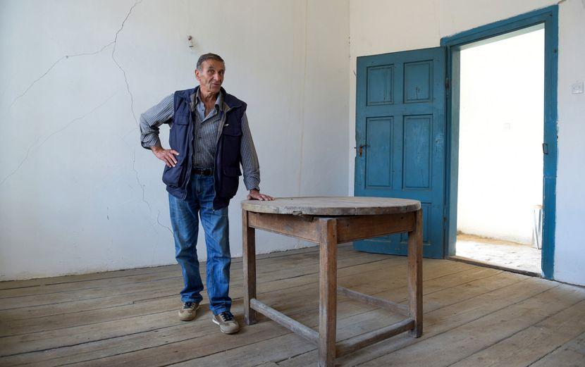 Kafana u selu Brajici