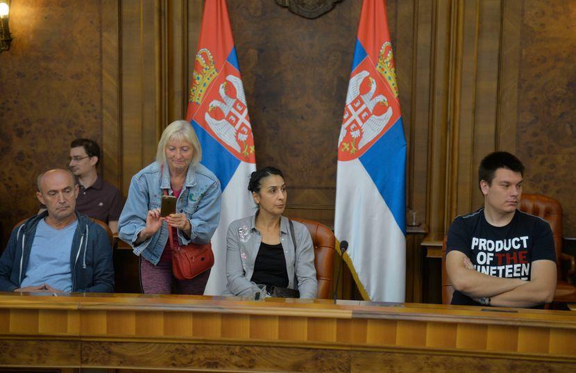 Dani evropske baštine, Vlada Srbije