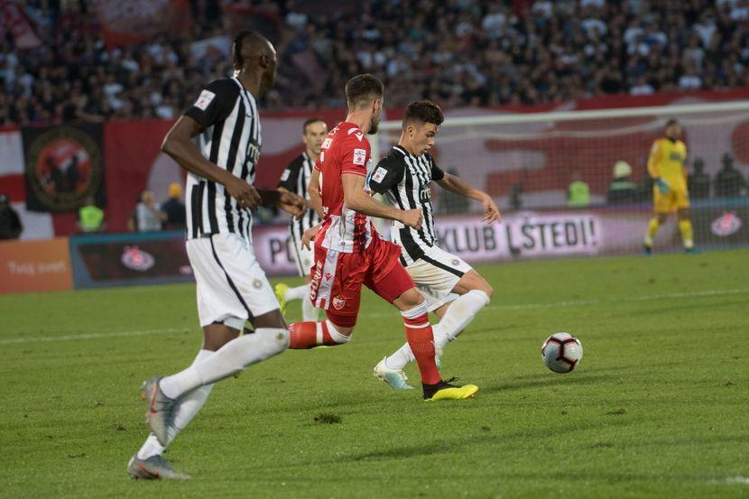 161 Večiti derbi, FK Partizan, FK Crvena zvezda