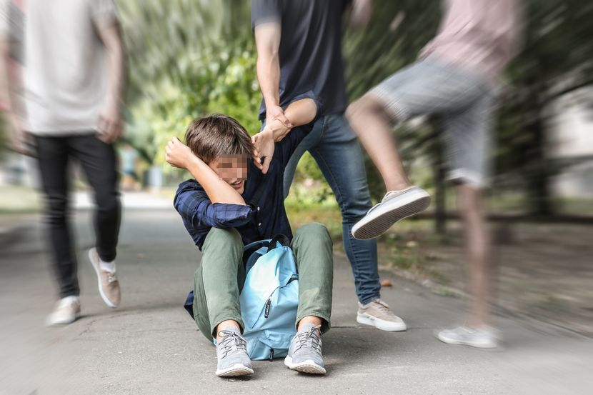 Tuca u skoli, vrsnjacko nasilje
