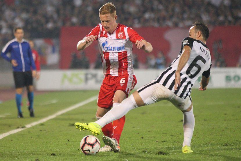 FK Crvena zvezda FK Partizan Večiti derbi