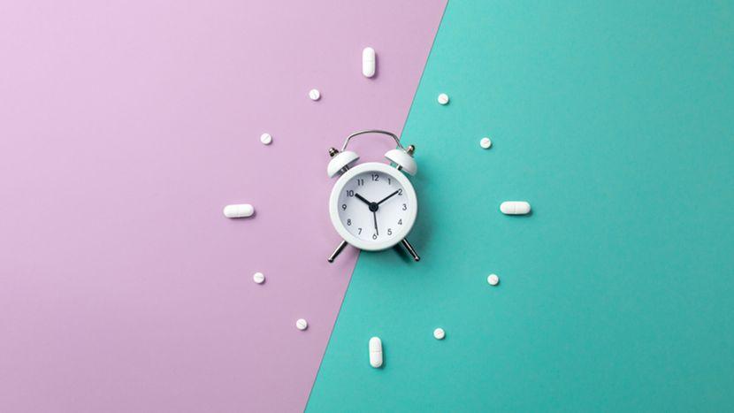 Sat, pilule, lekovi
