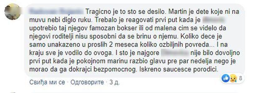 Martin Barna, poruke