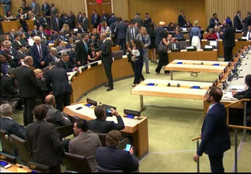 Ivica Dačić, Kolinda Grabar Kitarović, UN, Njujork