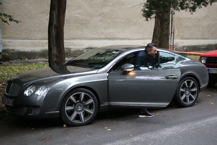 Šerif Konjević, Zvezde Granda