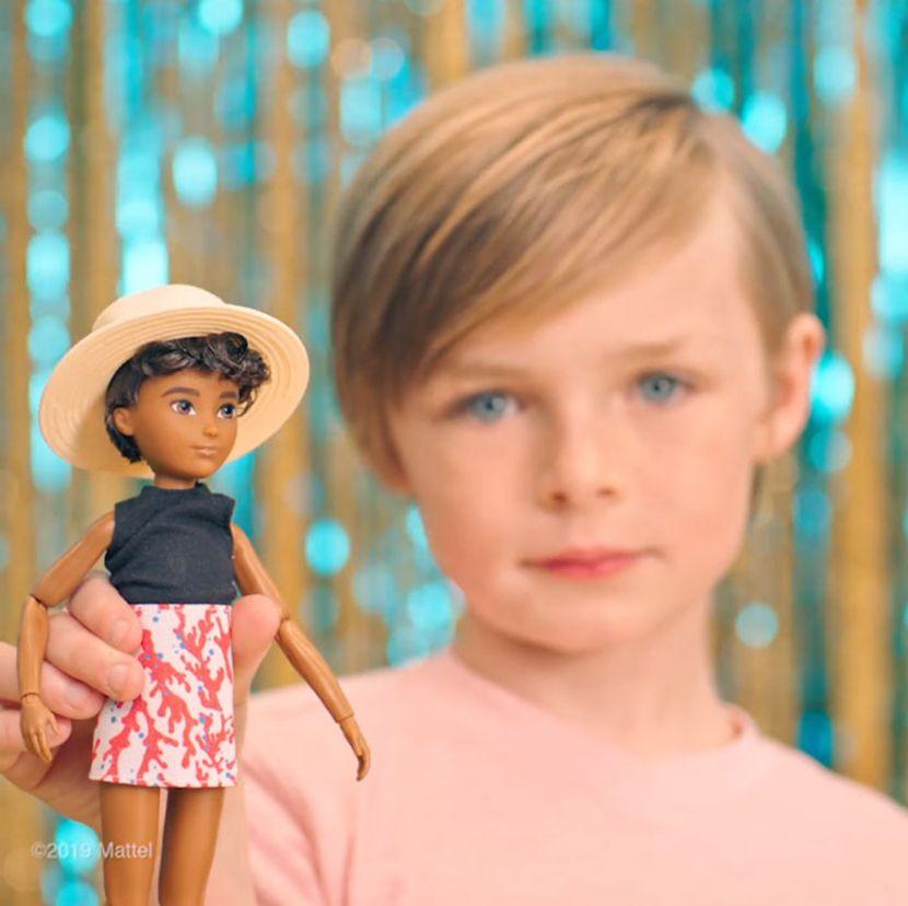 barbi transrodni model